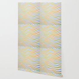 wave abstract art artistic Wallpaper