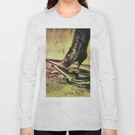 Lady Punisher Long Sleeve T-shirt