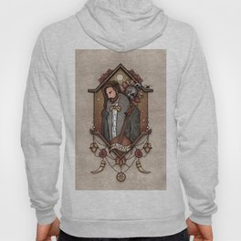 A moment of contemplation Hoody