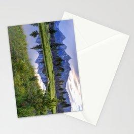 Schwabacher Landing - Grand Teton National Park Stationery Cards