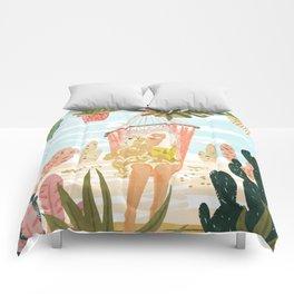 Desert Home Comforters