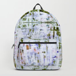 The Grunge Edit Invert Mirrored Backpack