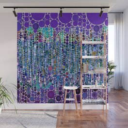 :: Purple Rain :: Wall Mural