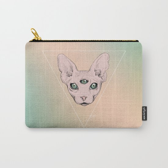 SPHYNX. Carry-All Pouch