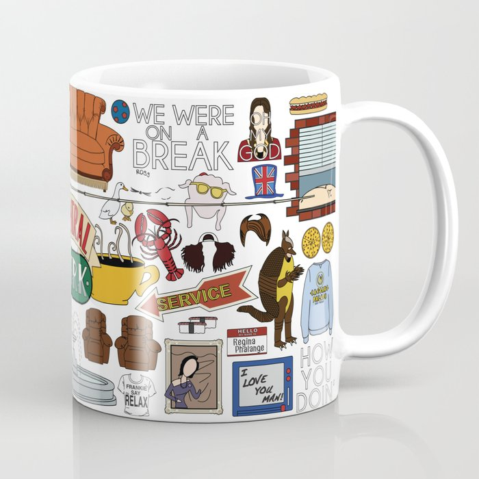 collage coffee mug by loverlyphotos society6