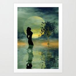 dreamdance Art Print