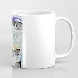 80's Shades Coffee Mug