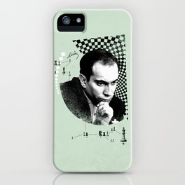 Tal iPhone Case