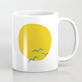 Midsummer Sun Coffee Mug