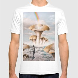 Fungi Rainbows T-shirt