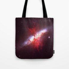 Two Forces Tote Bag
