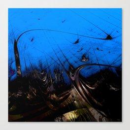 Ultimate storm Canvas Print