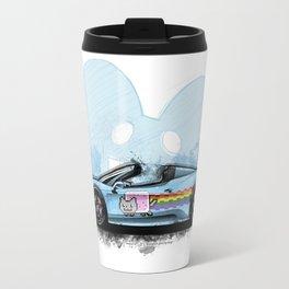 Deadmau5's Purrari 458 Spider Travel Mug