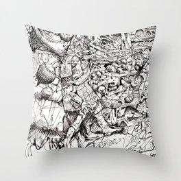 Sammer Eye Throw Pillow