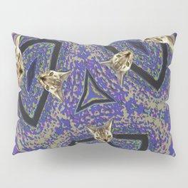 Misterios Gatoacticos Pillow Sham