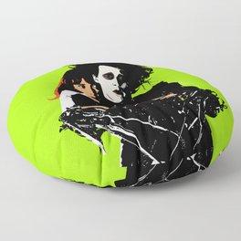 Twin Flame Edward Scissorhands Floor Pillow