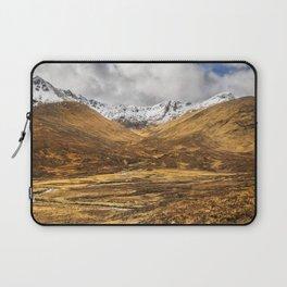 Golden Valley. Laptop Sleeve