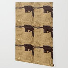 Han Pistol - Blaster Wallpaper