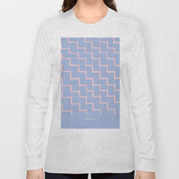 BLUEZIGZAG Long Sleeve T-shirt