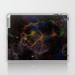 Abstract Nebula K2 Laptop & iPad Skin