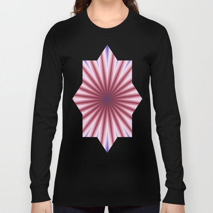 Burst in DPA 01 Long Sleeve T-shirt