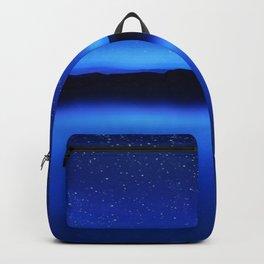 The Star Gazer - Nautical Milky Way Twilight Backpack
