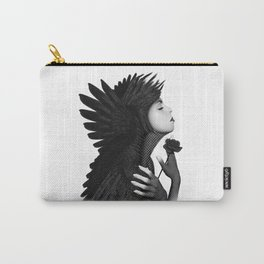 Eloa - The angel of sorrow and compassion Carry-All Pouch