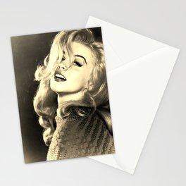 Vintage Lady Ann Margaret Stationery Cards