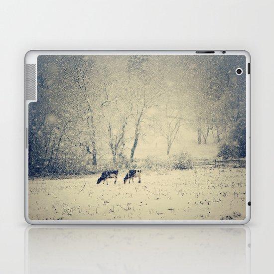 Blizzard meadow Laptop & iPad Skin