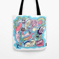 Doodle #2389 Tote Bag