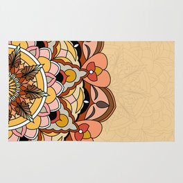 Meditation and relax Rug