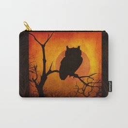 Halloween Is Coming Carry-All Pouch