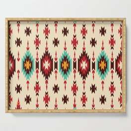 American Native Pattern No. 110 Serving Tray