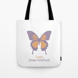 Ulysses Butterfly 9 Tote Bag