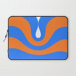 Vintage wave Laptop Sleeve