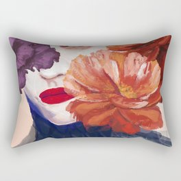Dead Flowers Rectangular Pillow