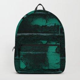 Aging Brick Green Backpack