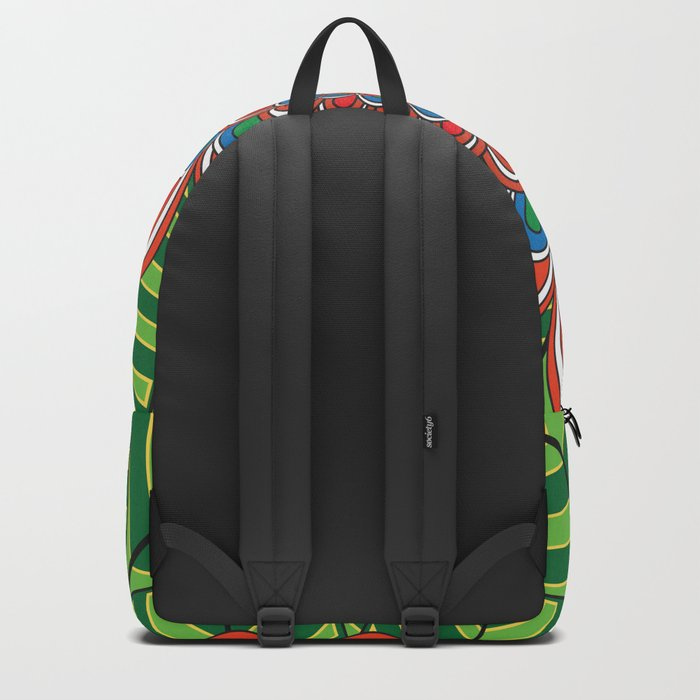 Pattern J Backpack