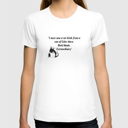 killing eve quote art work T-shirt
