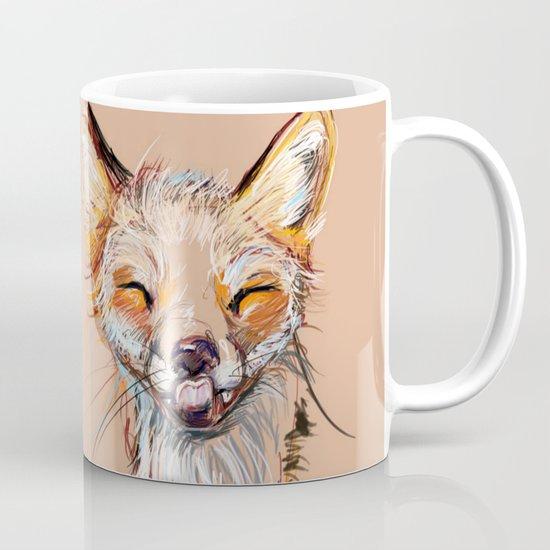Happy Fox Mug