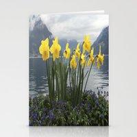 switzerland Stationery Cards featuring Switzerland by NatalieBoBatalie