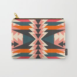 Colorful ethnic decoration Carry-All Pouch