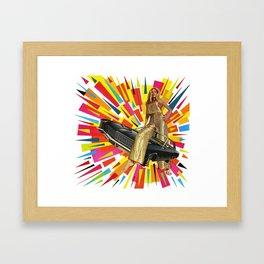 riviera Framed Art Print