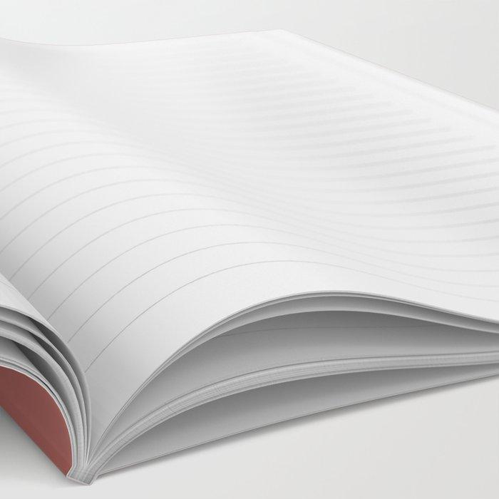 Marsala Color Matte 2015 Notebook