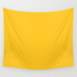 Wizzles 2021 Hottest Designer Shades Collection - Mustard Yellow Wall Tapestry