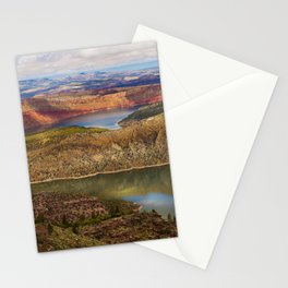 Millions of Years in Color Stationery Cards