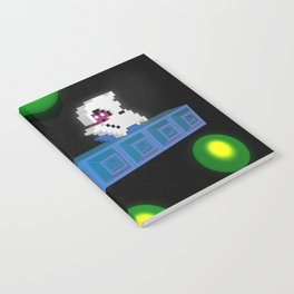 Inside Bubble Bobble Notebook