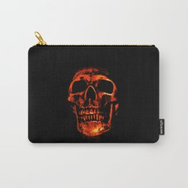 Death in Red Carry-All Pouch