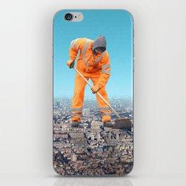 Maintenance City iPhone Skin