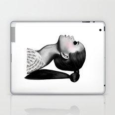 Ponytail Laptop & iPad Skin